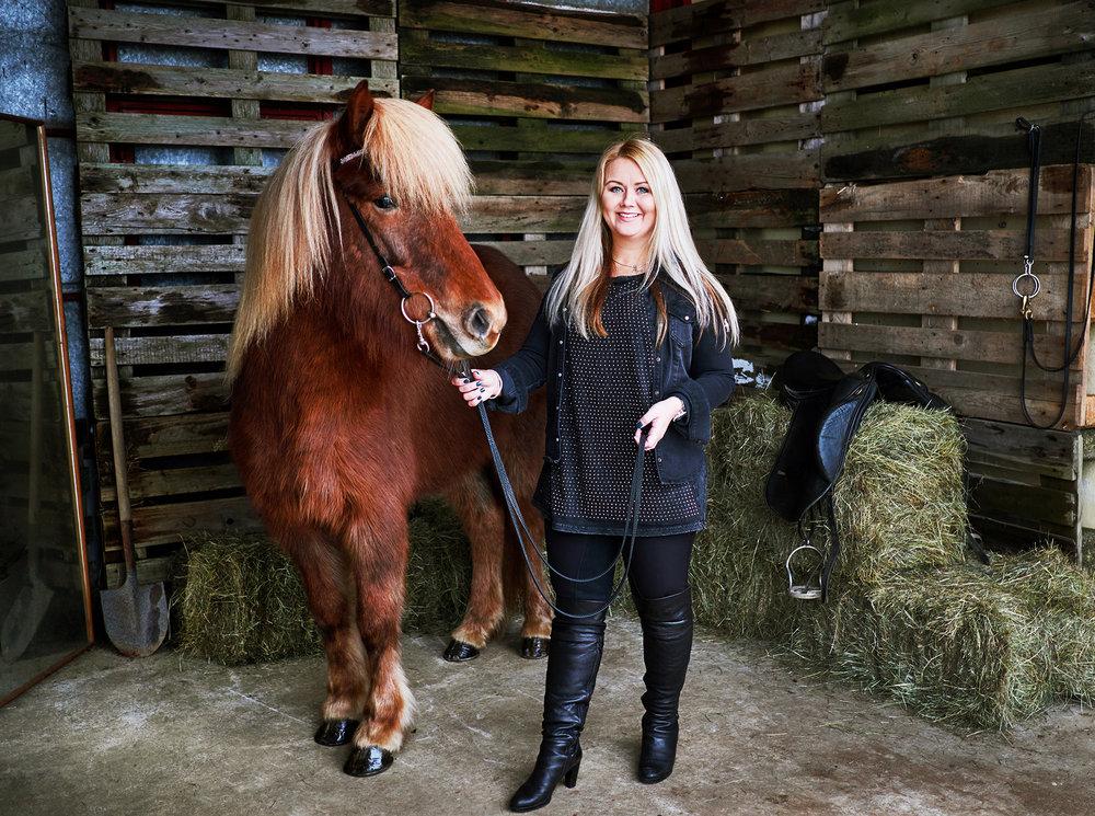 Sólvangur Icelandic Horse Center   Einstök og fjölbreytt upplifun á sönnum íslenskum hestabúgarði