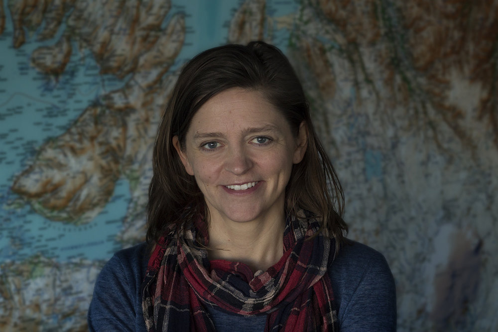 Elín S.Sigurðardóttir /Mountainguides