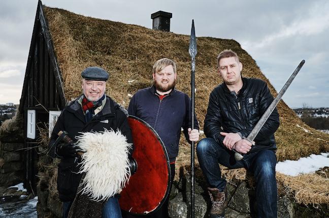 Óðinsholt - Viking Saga   Víkingaheimur í Mosfellsdal