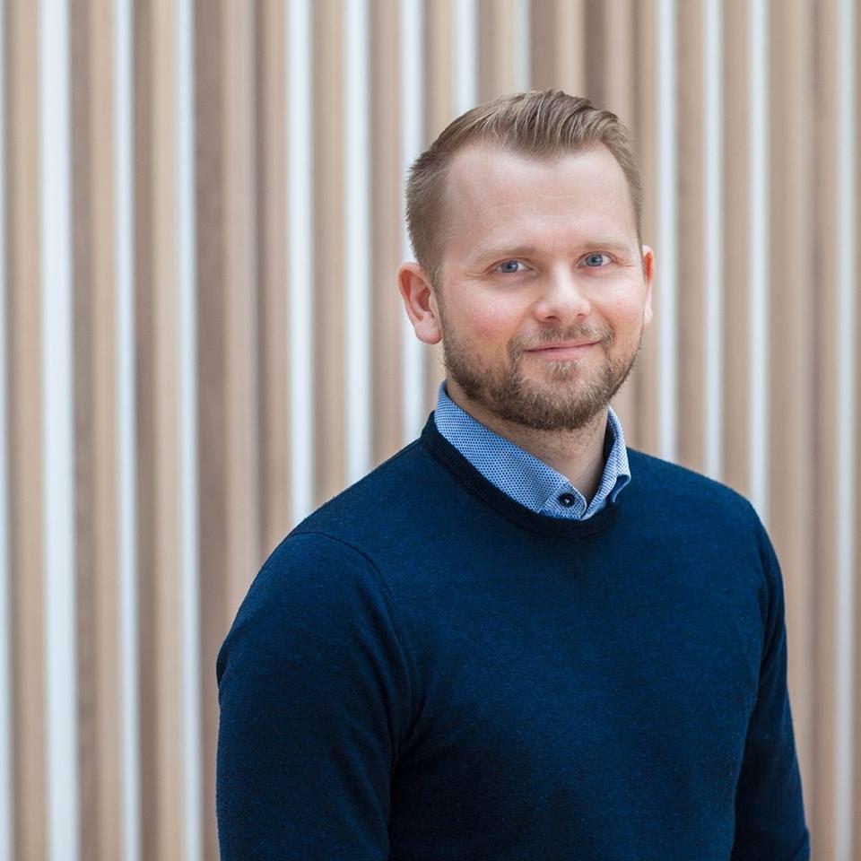 Arnar Bentsson / Vodafone