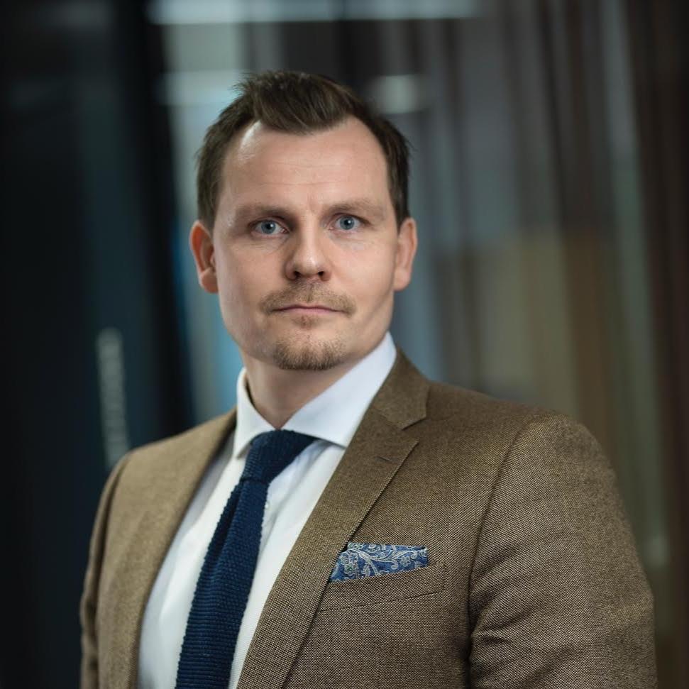 Bjarnólfur Lárusson. / Íslandsbanki