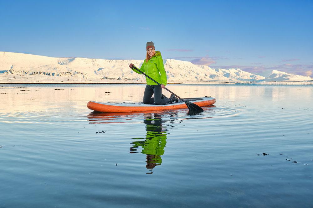 Venture North   Ferðaþjónusta á Norðurlandi sem býður upp á ævintýraferðir á róðrabrettum