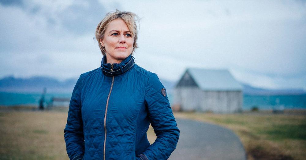 María Ellingsen / Leikkona og framkomuþjálfari