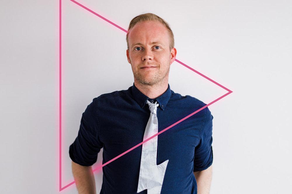 Hannes Pálsson / Pink Iceland
