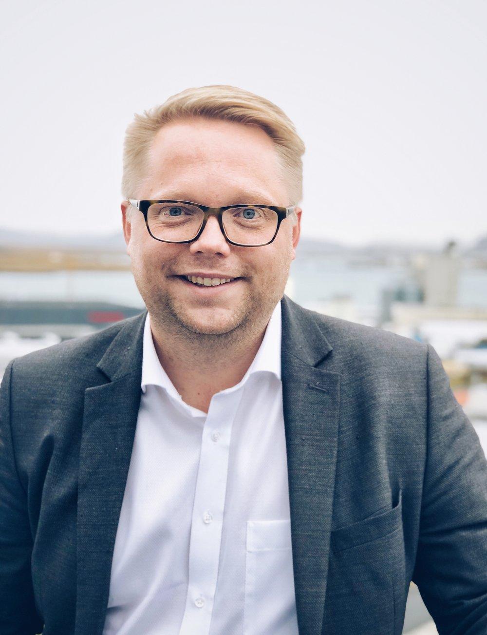 Daði Guðjónsson / Íslandsstofa