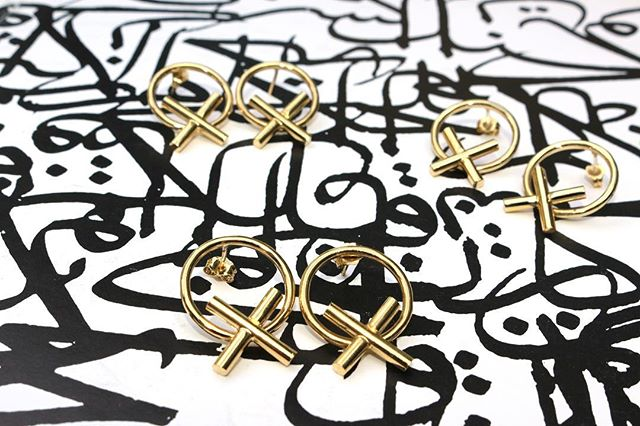 VALENTINA HOOPS • made to order by hand in my Adelaide Studio #ciaoriri . . . . . .  #handcraftedjewellery #babes #jewellery #jewelry #girls #girl #earrings #love #fashionblogger #fashion #madeforbabes #instadaily #instafashion #gold #silver #pinterest #womensfashion #silverearrings #goldearrings #madeinaustralia #ethical #adelaide #girlboss #handmadejewellery #smallbusiness #supportsmall #australiamade