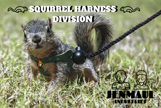 Service Squirrel Harnesses — JenMaul Industries™
