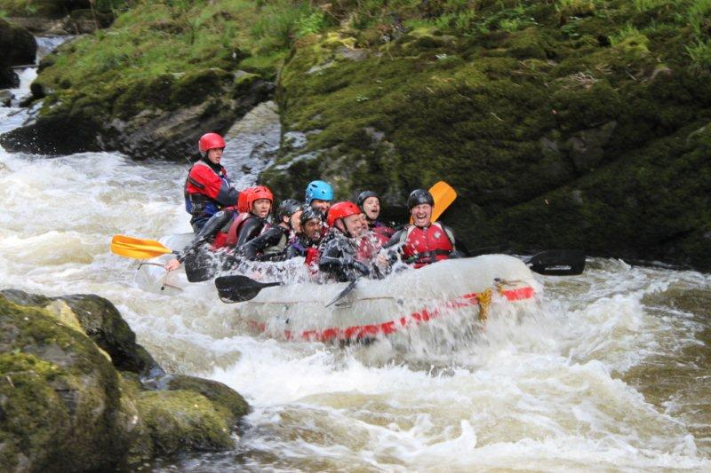 White Water Rafting - £39 -