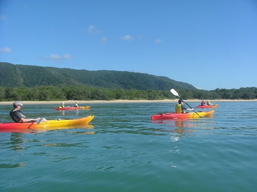 Sea Kayak Trip - £39 -