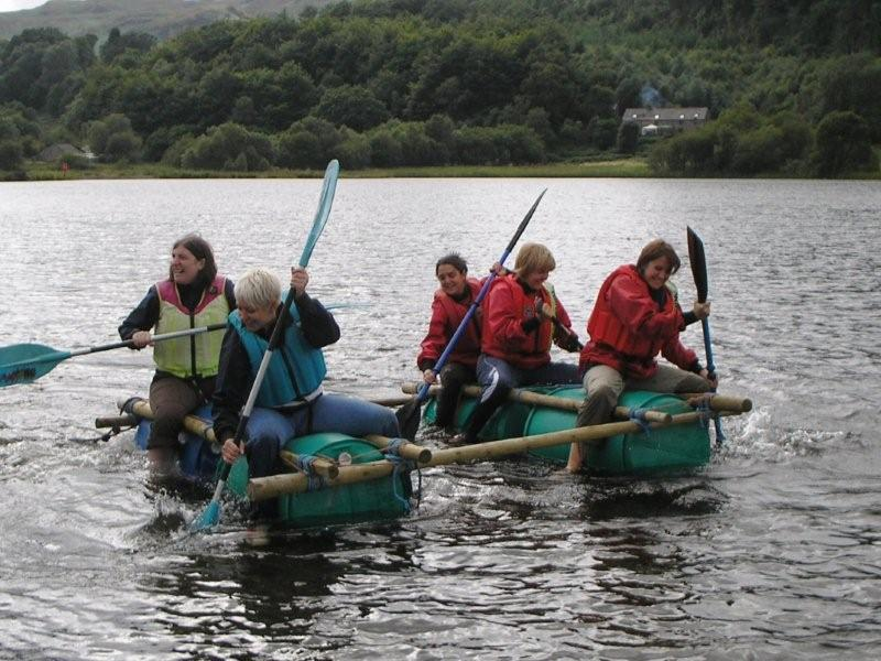 Raft Build & Race Challenge - £35 -