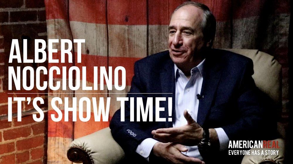 American Real interviews 6-Time Tony Awards Winner, Albert Nocciolino.