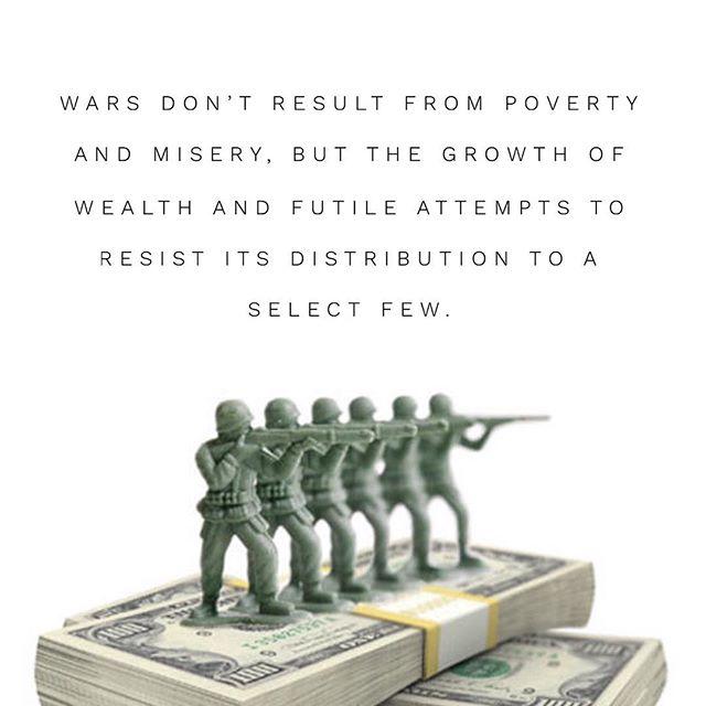 An alternative to war is massive infrastructure building. #wealth #war #bank #economy #credit #berniesanders #trump #loans #education #elizabethwarren #newabolitionism #obama