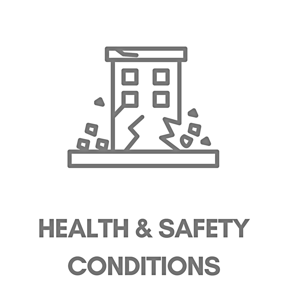 Health and safety conditions in the fashion industry