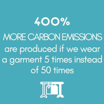 FASHION & GREENHOUSE GAS EMISSIONS