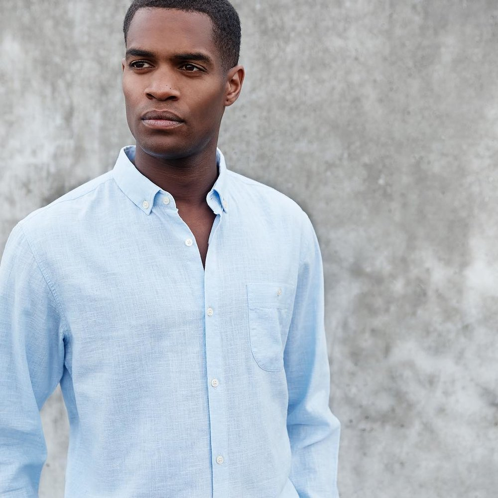 Knowledge Cotton Apparel - Organic and sustainable materials.Based In: DanemarkPrice Range: €Shipping: Free shipping to EU. Worldwide for a fee.Webpage: https://knowledgecottonapparel.com