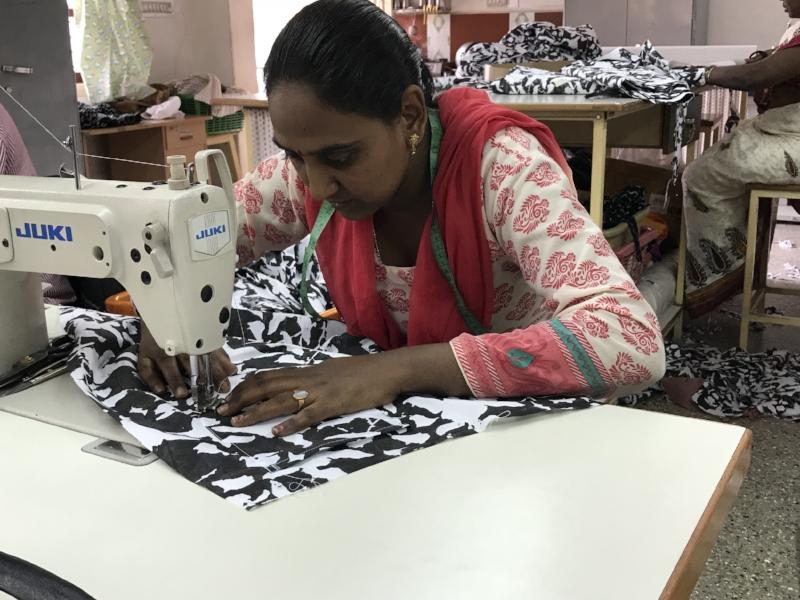 Copy of Copy of Garment stitching