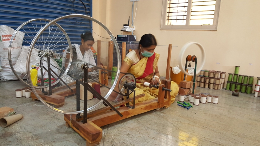 Copy of Copy of Traditional spinning