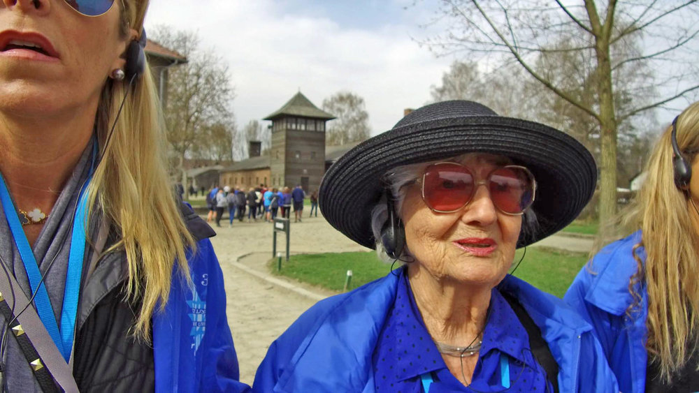 Magda:  Touring Auschwitz like this is strange - without vicious dogs, evil Nazis and starving Jewish prisoners everywhere.