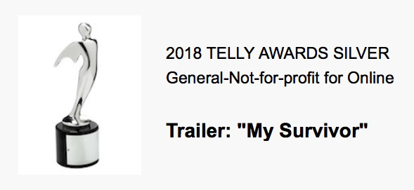 The Telly is a premier distinction honoring excellence in video and television. Telly jurors receive more than 12,000 creative entries. -