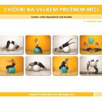 Cvičení na pružném velkém míči - PhDr. Ingrid P. Špringrová Ph.D.2. rozšírené vydanieIde o 102 stránkovú publikáciu, ktorú autorka venuje všetkým, ktorí majú chuť pre seba a svoje telo niečo urobiť. Publikácia má slúžiť ako inštruktážny materiál nie len samotným pacientom či športovcom, ale aj ich terapeutom. Na každej strane je nielen podrobný popis jednotlivých cvikov a ich účinkov, ale aj najčastejšie sa vyskytujúce chyby pri ich vykonávaní a bohatá je na počet obrázkov z vlastného prevedenia cvikov.Cena: 10,50€ s DPHObjednať →