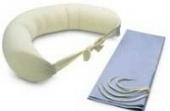 The original McKenzie® Night roll - The Original McKenzie® Night Roll kompenzuje nesprávnu polohu chrbtice v ľahu a udržiava jej správne zakrivenie v spánku na boku alebo na chrbte.Night Roll sa jednoducho pripevní okolo pásu, poskytuje pohodlie a voľnosťpohybu.Cena: 37,50€ s DPHObjednať→