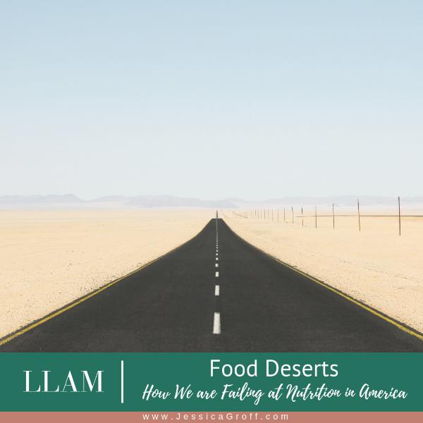 Food Deserts