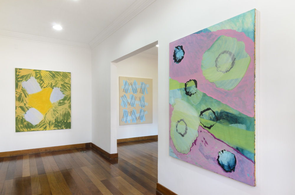 Mostra individual   Fantasmas  , curadoria Mario Gioia  Galeria Mamute, Porto Alegre, 2017