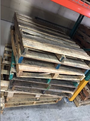 Pallets/Shipping Material