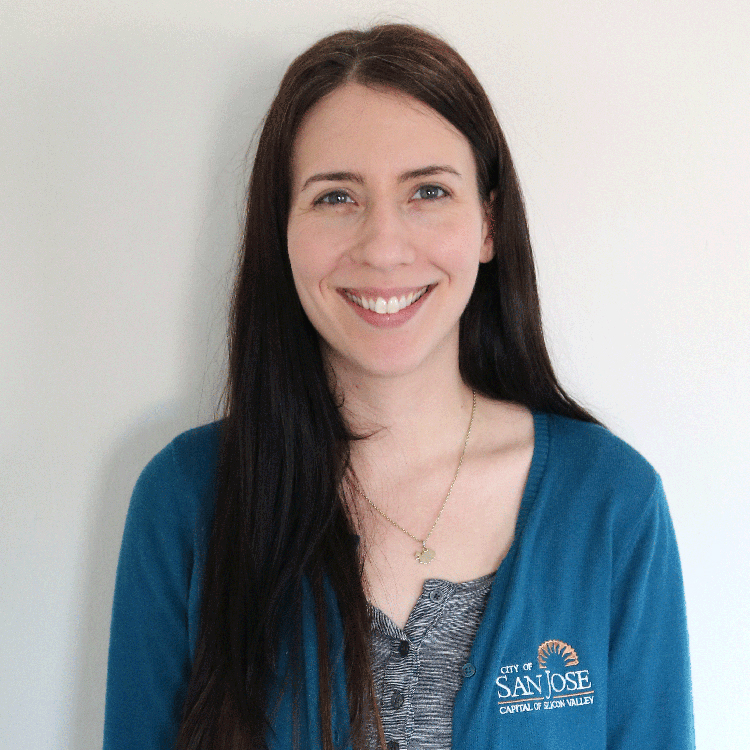 Amy Jewett, City of San Jose,   Department of Parks, Recreation and Neighborhood Services - San Jose