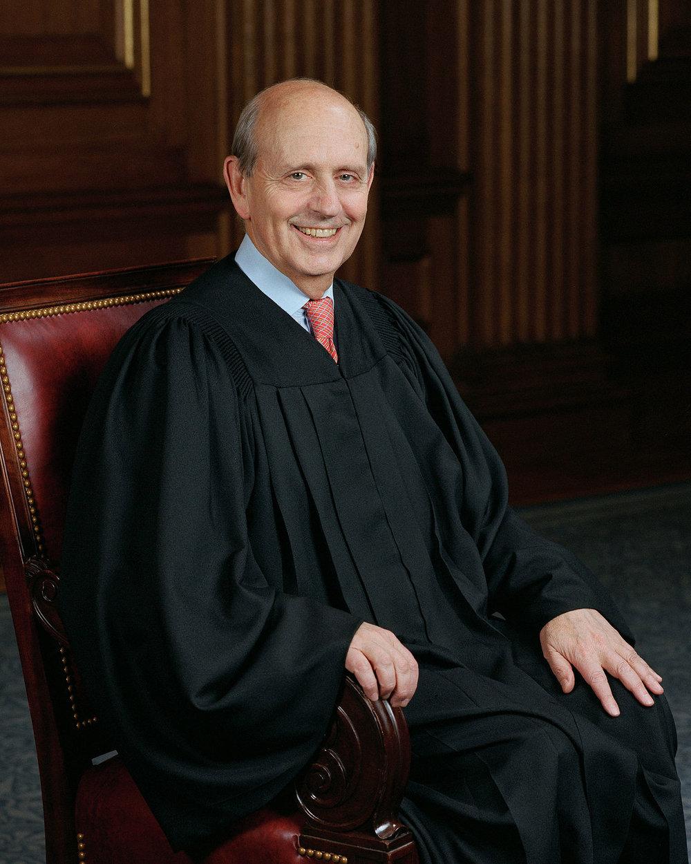 Stephen Breyer -