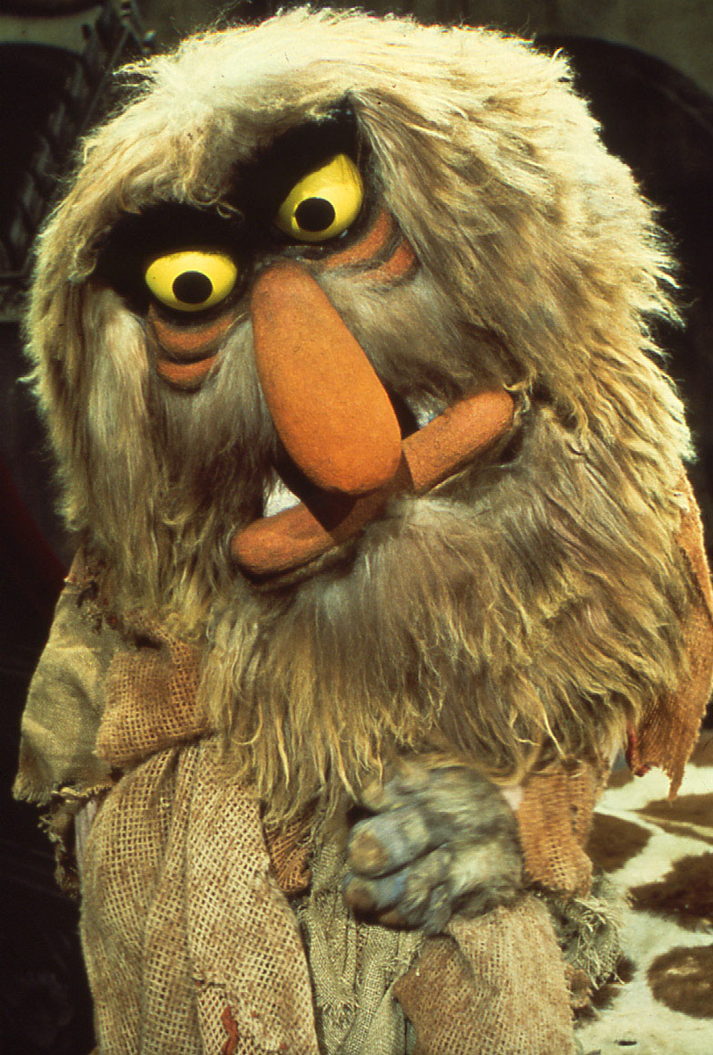 Sweetums - We all could use a gentle giant who can reach the space heater kept on the top shelf of the closet. It's the dead of winter after all. Plus, he has kind eyes and he's obviously hung.