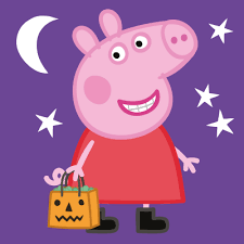 661. Peppa Pig - British accents are so hot.