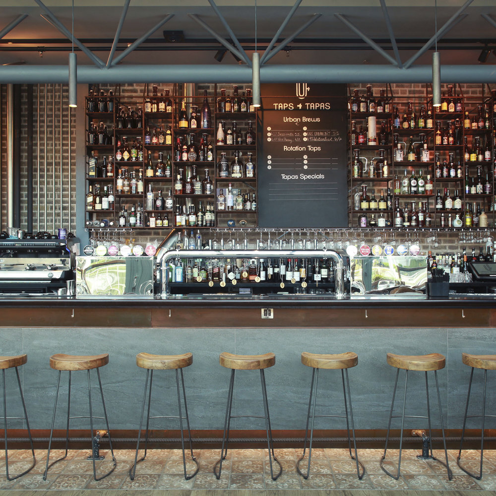 Taps+Tapas Bar -