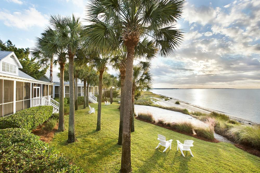 Cottages on Charleston Harbor - SC