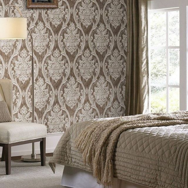 Selecting the right wallpaper can be difficult, and that is why our staff members are dedicated to educating consumers during the purchasing process. Find beautiful quality wallpaper to complement your home at Prestige Home Interiors!
