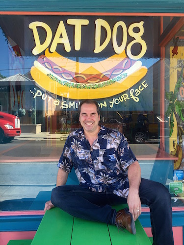 Bill DiPaola | Dat Dog