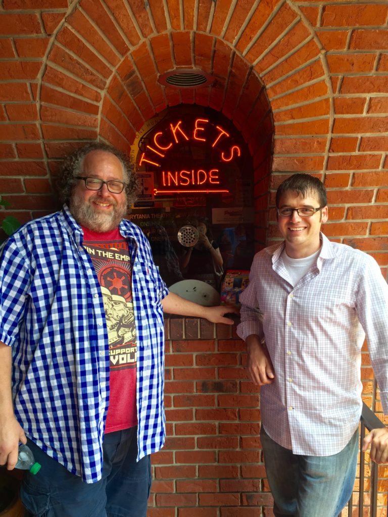 Robert & Eric | Prytania Theatre