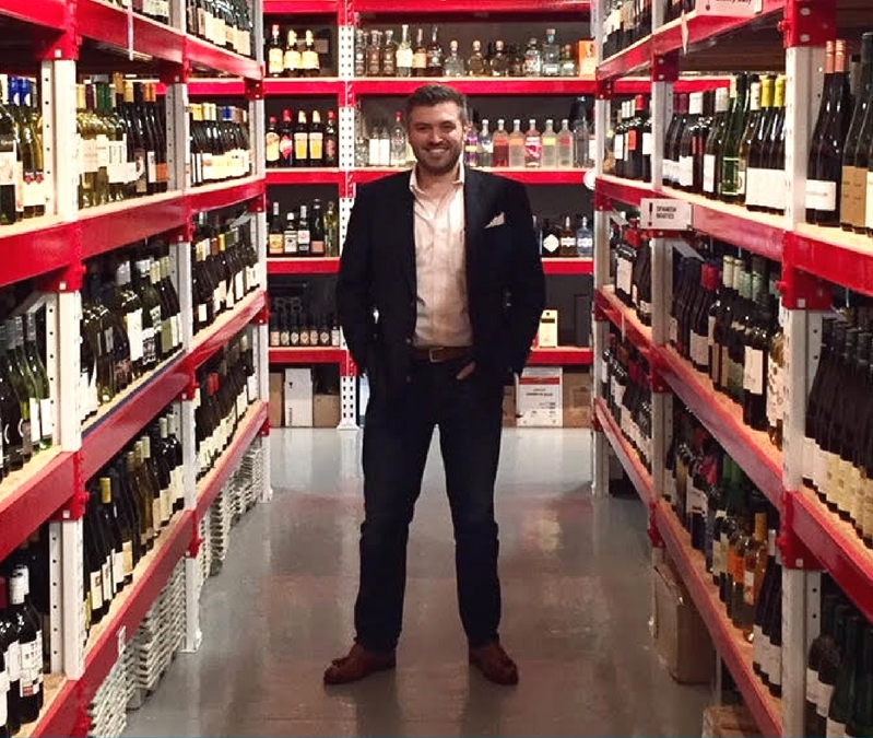 Patrick Brady | Brady's Wine Warehouse
