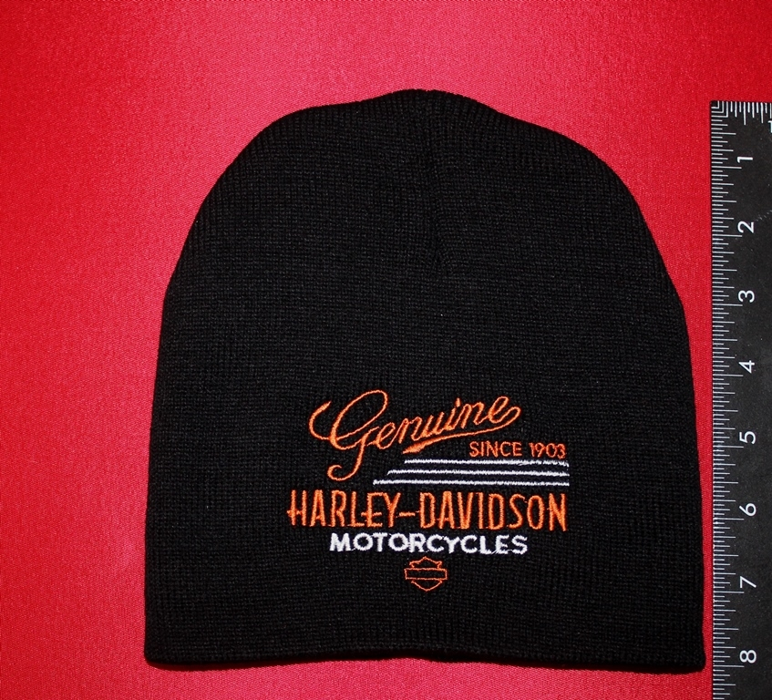 Genuine Harley Beanie-small.JPG