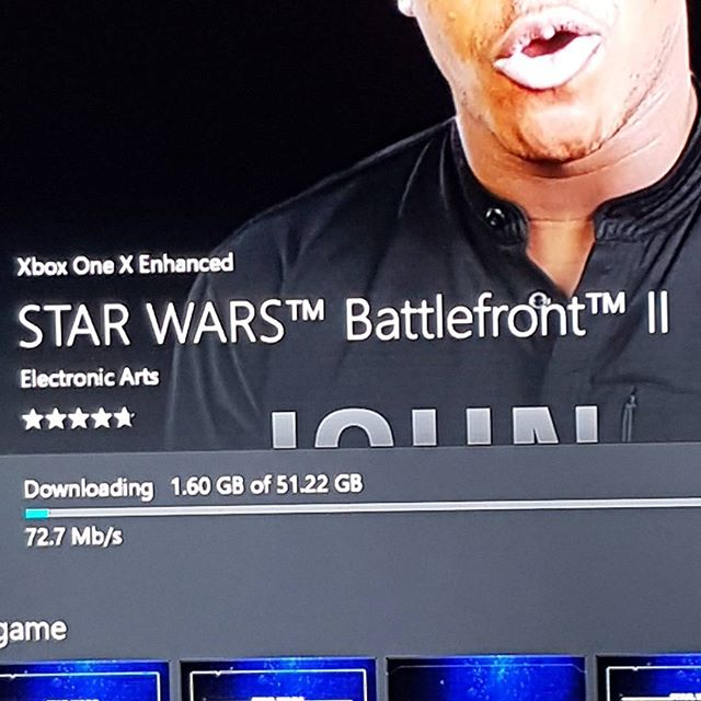 Official release next week on preorder... 10hrs to test it see if its a keeper #StarWars #Battlefront2