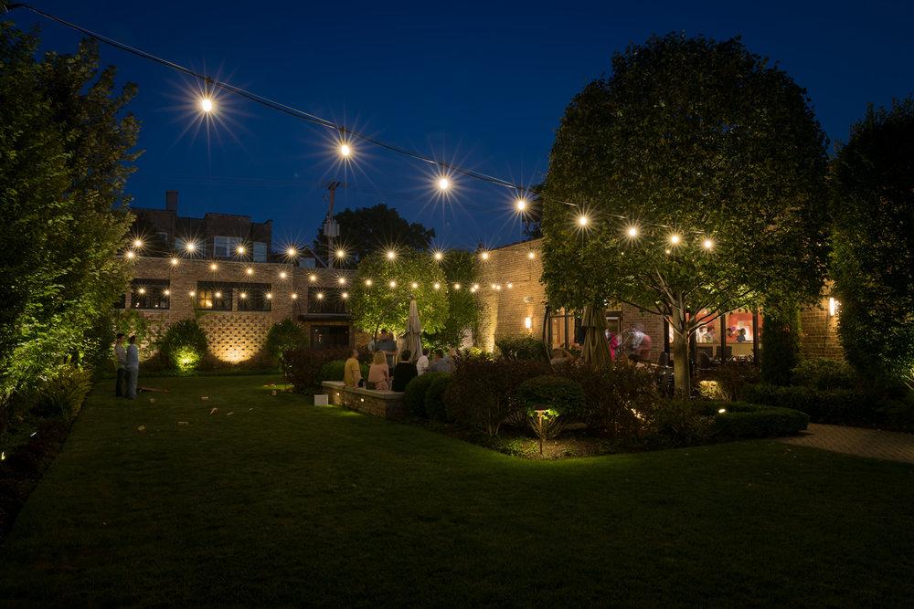 The secret garden  Location: Ravenswood Seated Capacity: 150 Saturday Price: $4,000