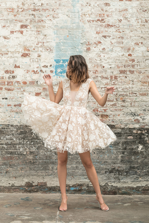 Rory dress, $1,815, Rime Arodaky,  Net-a-Porter