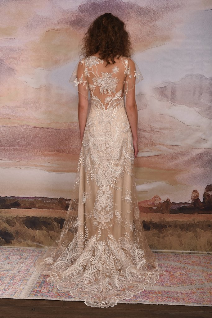 Seychelles Gown, price not listed,  Claire Pettibone