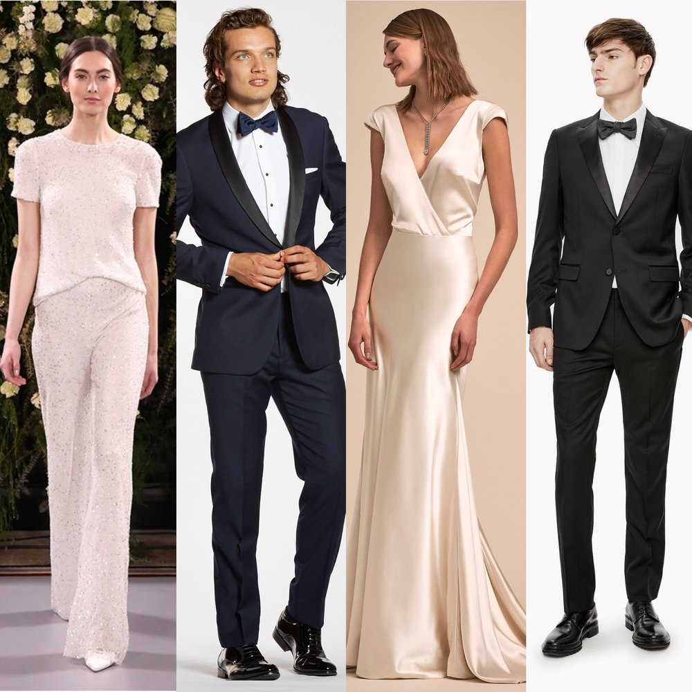 8 Gorgeous Wedding Venues and Fashion Ideas to Mix and Match:  So you've booked your dream venue...now what? Inspired by some of our favorite real venues, we've found some awesome looks to perfectly complement the aesthetic of your day. Time to shop!  Read More .