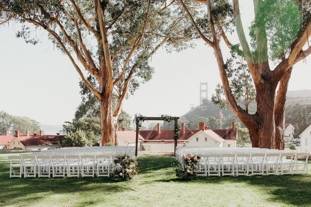 San Francisco Venue Guide:  It's no secret that San Francisco is one of the most desirable places to live, but it's one of our favorite wedding markets, too. Check out some of the most breathtaking venues in the City by the Bay.  Read More .
