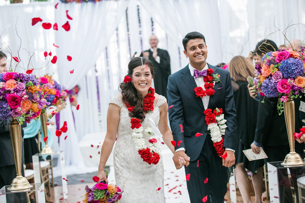 Marisa & Dev - Chicago, ILVenue: Crystal Gardens at Navy PierPhotographer: Peter Wynn ThompsonVibe: Romantic