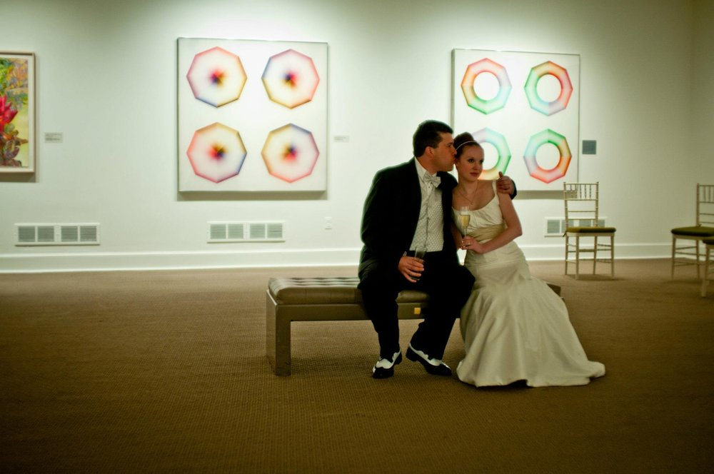 Nick & Alana - Washington, D.C.Venue: National Museum of Women in the ArtsPhotographer: Elope DC PhotoVibe: ClassicBest part of our moment? Every. Single. Moment.