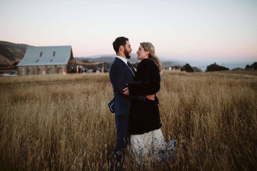 Tess & Patton - Mendocino, CA