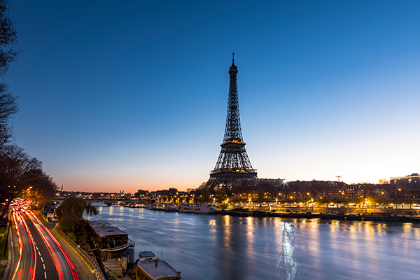 230 business trips to Paris on a Very Light Jet  -