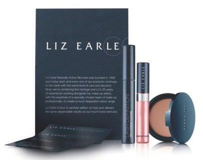 Liz Earle/Beauty Bible Colour Kit